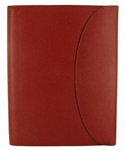 Filofax Folders And Folios Red Accessory Ff 827313