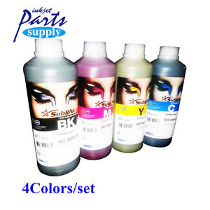 1set Inktec Sef Sublinova Sure Sublimation Ink Special For Epson Tfp Printhead