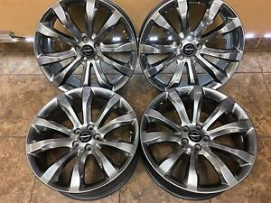 20 20 Inch Chrysler 300s 300 Wheels Rims Oem Factory Original 4set 2540