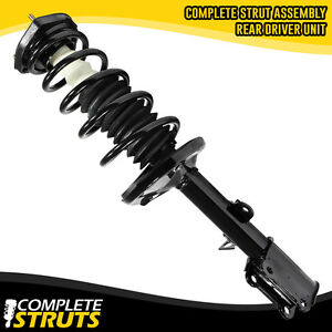 1998 2002 Chevrolet Prizm Left Complete Strut Spring Assembly
