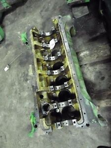 John Deere 4520 4620 Engine Block N25r0229468r R43810 Tag 447