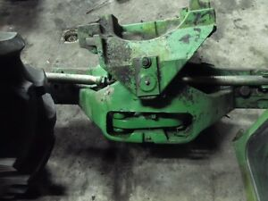 John Deere 4520 4620 Front End More see Description R41310 Tag 446