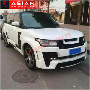 For Range Rover Vogue Wide Body Kit 2012 2014 l405 Plastic Pp Material