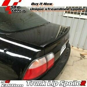 Painted Sg Rear Boot Trunk Lip Spoiler Wing For Honda Civic Coupe 2001 2005