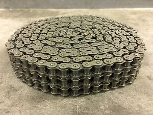 100 3r Roller Chain 10 W Connecting Link Triple Strand 100 3r X 10