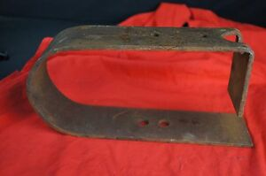 Used Massey Harry Ferguson To Series Metal Steel Tractor Seat Mounting Bracket