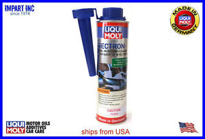 Liqui Moly Jectron Fuel Injection System Cleaner 300ml 1 Lm2007
