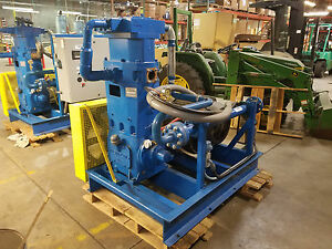 2 Hycomp Air Compressor Boosters Wn28f b31 bhmv Price Reduction