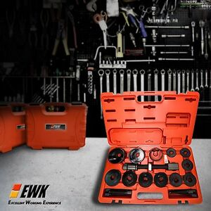 Ewk Front Wheel Drive Bearing Press Tool Removal Adapter Puller Installer Fwd