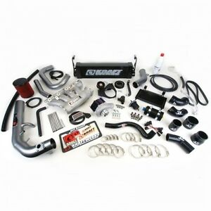 Kraftwerks Supercharger Kit Tune Map For 06 11 Honda Civic Si 8th Gen 380whp Bk