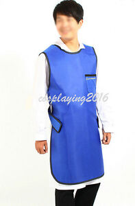 0 35 Mm Pb X ray Protection Apron Protective Lead Vest Free Radiation S M L