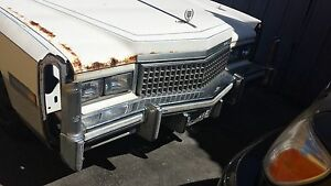 1975 75 Cadillac Eldorado Biarritz Hardtop Convertible Right Fender Used Nice T