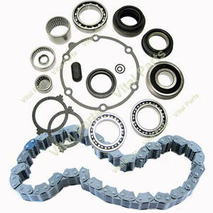 Np 246 Transfer Case Rebuild Bearing And Chain Kit 98 On Chevy Gmc Tahoe