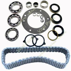 Ford Transfer Case Rebuild Bearing And Chain Kit Np 271 Np 273 1999 On Kit