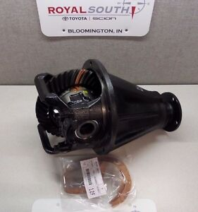 Toyota Tacoma 2005 2008 Differential Diff Fgr 41 11 3 727 Lsd Genuine Oem Oe