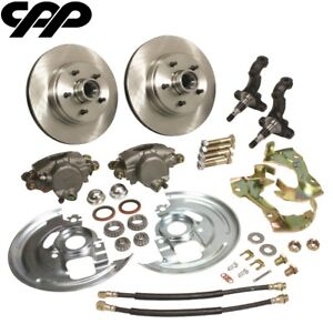 1964 1972 Chevy Chevelle El Camino Stock Spindle Disc Brake Conversion Kit