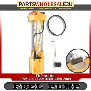 Fuel Pump W Sending Unit For Dodge Ram 2500 Ram 3500 1998 2004 I6 5 9l Diesel