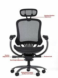 Office Factor Ergonomic Office Chair When Cool Is Too Cold And Clasic Too Bo