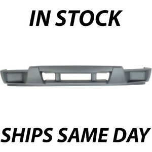 New Lower Front Bumper Replacement For 2004 2012 Gmc Canyon Chevy Colorado 04 12