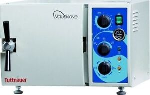 Valueklave 1730 Manual Autoclave New