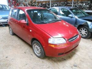 Manual Transmission 5 Speed Fits 04 08 Aveo 296231