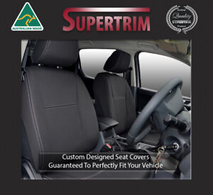 Waterproof Neoprene Front Seat Covers Console Lid Cover Fit Ford Ranger
