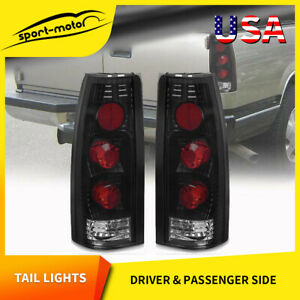 For 1999 2006 Chevy Silverado 99 03 Gmc Tail Lights Rear Lamps Replacement