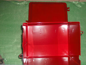 Ih Farmall A Av B Bn Battery Box New 50943dx