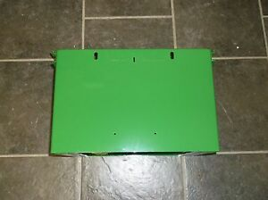 John Deere Tractor 520 530 620 630 Battery Box tractor Centerline Aa6731r