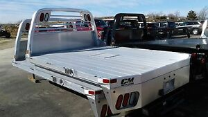 Cm Aluminum Rd Truck Bed Fits Ford Dodge Ram Chevy Chassis Cab With 60 Ca