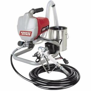 Airless Paint Sprayer Kit 120 V New No Tax Free Fedex 48 States