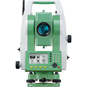 Leica Flexline Ts06 Plus 7 Reflectorless R500 Total Station W Bluetooth