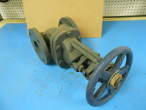 Nibco Ibbm Gate Valve Fig F 617 0 2 1 2