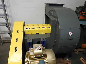 2014 New York Blower Company 20 Series 36 Ls Arr 9 woodworking Machinery