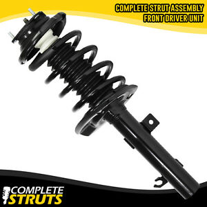 2006 11 Ford Focus Front Left Quick Complete Strut Coil Spring Assembly Single
