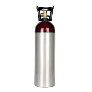 60 Cu Ft Nitrogen Aluminum Tank Homebrew Nitro Cold Brew Coffee Ships Free