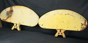 Rare International Harvester 2404 Lo boy Utility Tractor Fenders Pair Ih Farmall