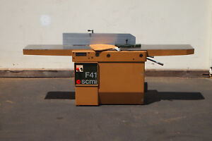 Scmi F41 16 Heavy Duty Jointer woodworking Machinery