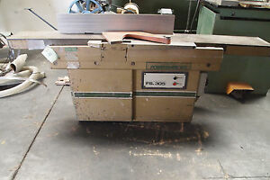 Powermatic Fs305 Houdaille 12 Jointer woodworking Machinery