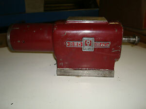1 Heald Redhead Grinding Spindle