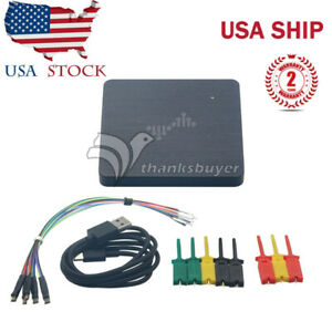 Dslogic Logic Analyzer Module Usb 100m Sampling Rate 16 Ch For Debugging Us Ship