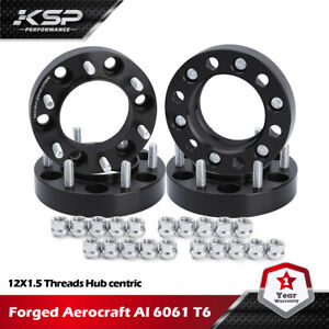 Ksp 4pc 1 25 6x5 5 Wheel Spacers Hub Centric 6x139 7mm 106mm Fit For Tacoma Fj