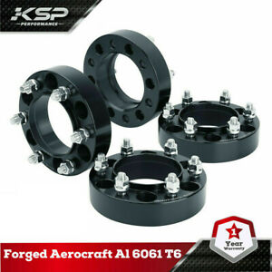 Ksp 1 5 Wheel Spacers 6x5 5 139 7mm 12x1 5 106mm Hubcentric Tacoma 4 Runner