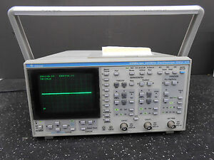 Gould Oscilloscope Dso 475 200ms sec 200mhz