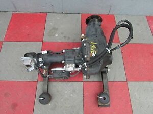 2016 Toyota Tacoma Double Cab Front Axle Assembly Front Carrier 3 91 At 6 Cyl