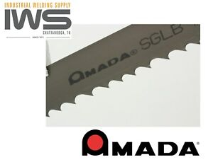 Amada Band Saw Blades Item Sv15057 11 6 11 6 X 1 1 2 X 050 5 7 Metal Cutting