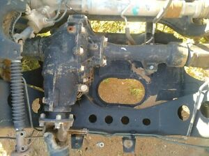 Toyota 4runner Front Differential Axle 4wd Awd