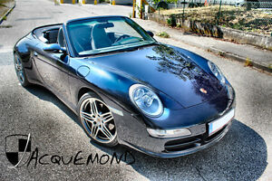 Jacquemond Wide Body Set For Porsche 996 Strosek Style Made In France