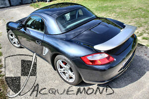 Jacquemond Fabio Rear Wing Porsche Boxster 986 987 Made In France Strosek Style
