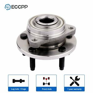New Front Wheel Bearing And Hub Assembly Fits Chevrolet Hhr 06 08 5 Lug W O Abs